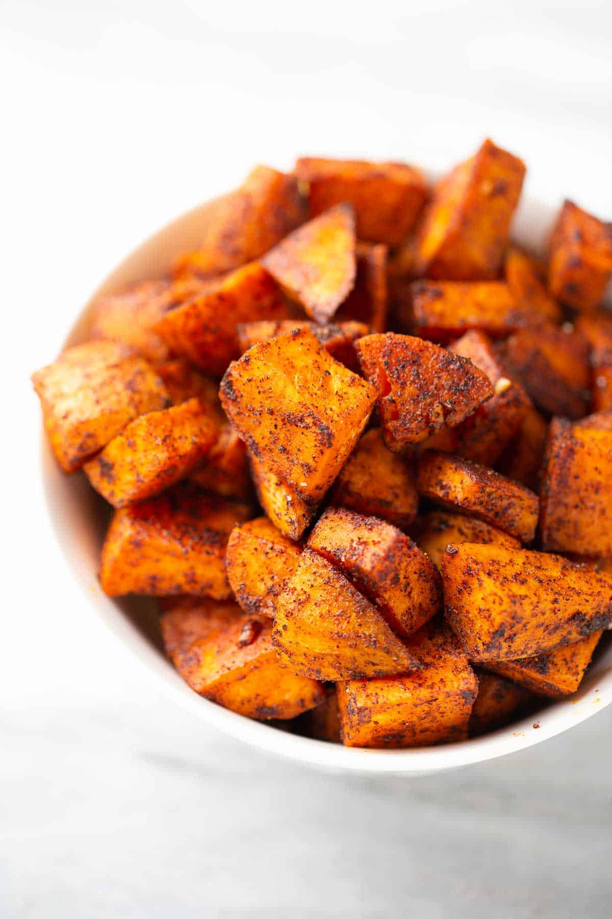 Easy Roasted Sweet Potatoes Meaningful Eats