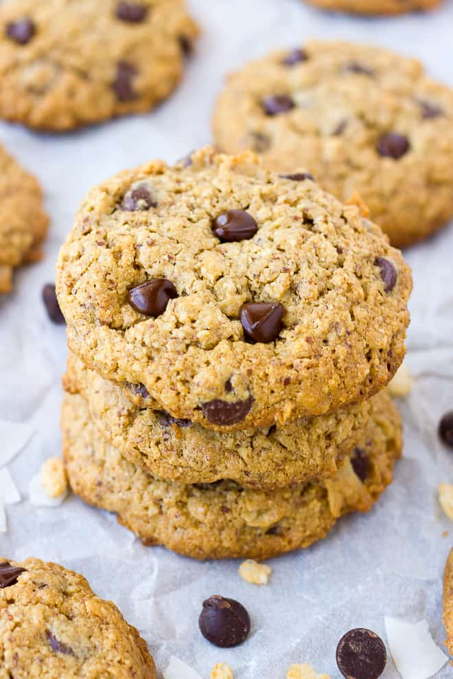 these gluten free cowboy cookies are hands down the best cookies i ve ...