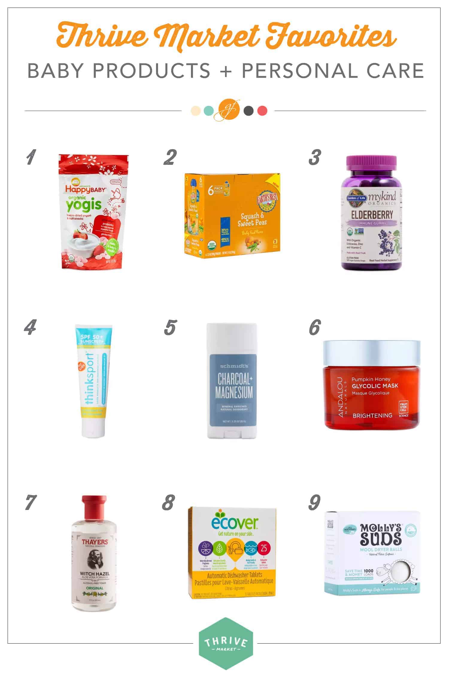Favorite Products To Buy On Thrive Market Thrive Market