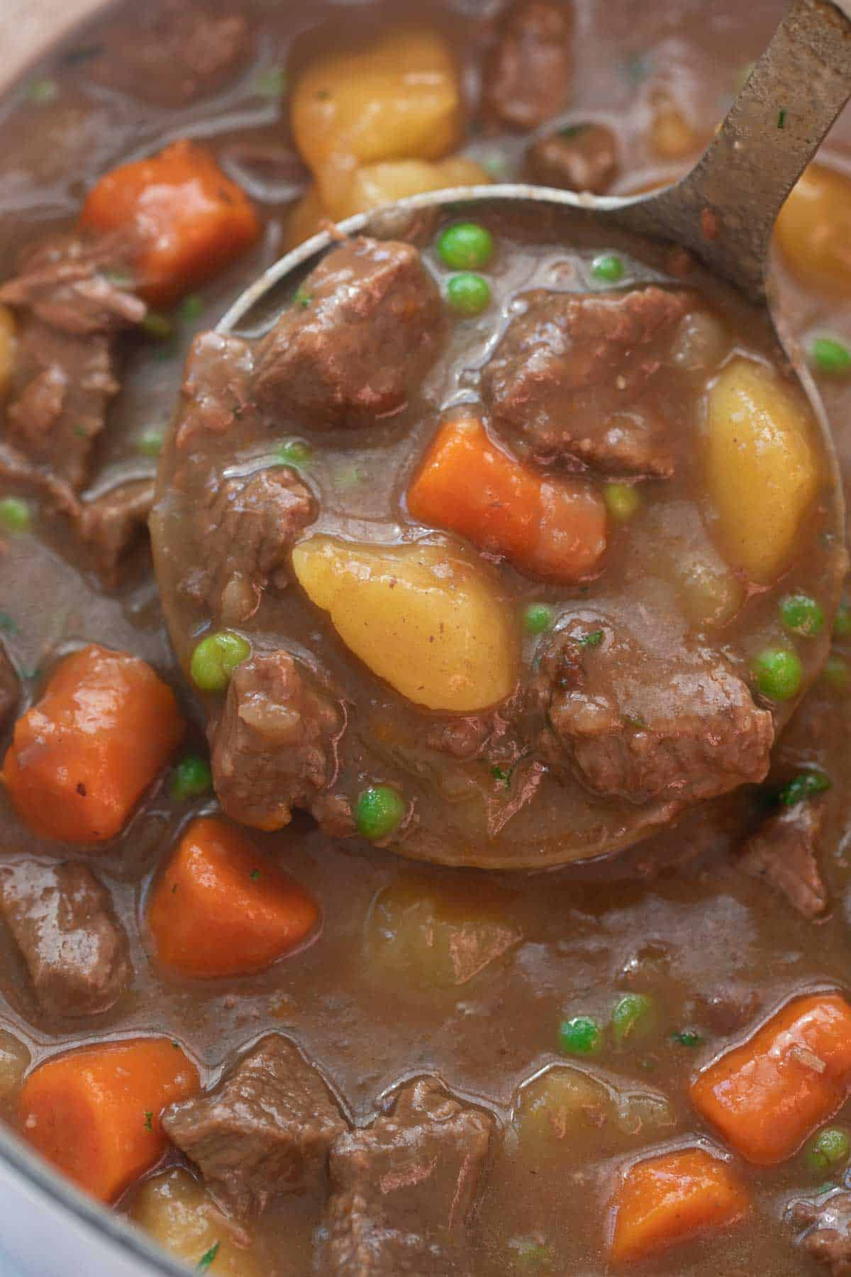 Gluten Free Beef Stew Meaningful Eats