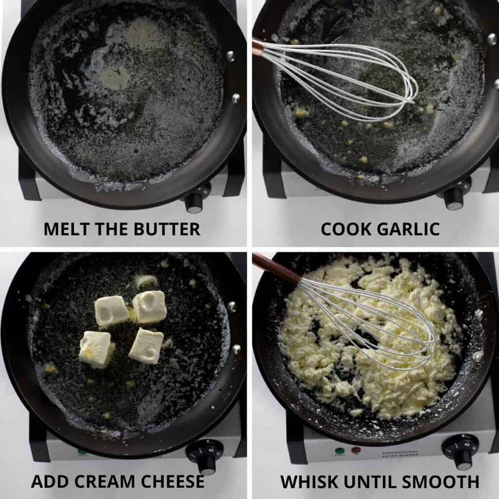 how to make gluten free alfredo sauce